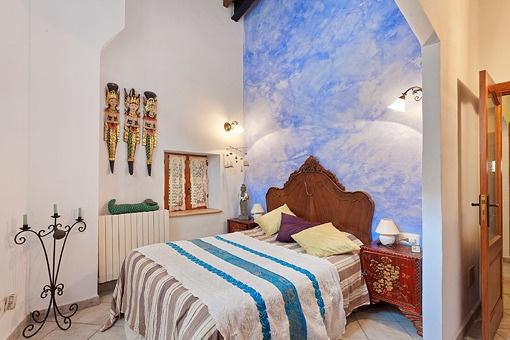 Originelles Schlafzimmer
