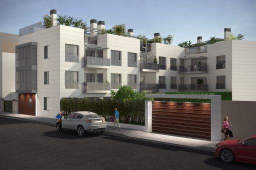 wohnung puerto andratx kaufen wohnungen in puerto andratx auf mallorca. Black Bedroom Furniture Sets. Home Design Ideas