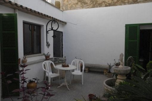 Mallorquinischer Patio