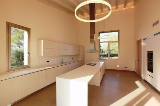 Noble Küche