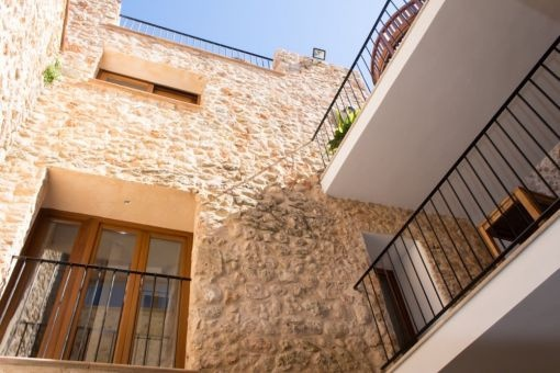 Bezauberndes Luxushotel in umgebautem Altbau in Sta. Eugenia