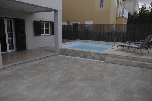 Sehr schön ausgestattetes Haus in ruhiger Lage in Sa Torre