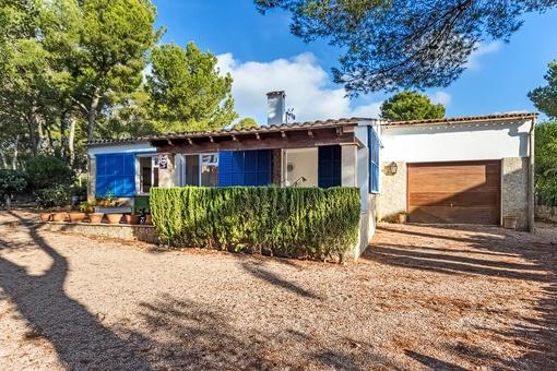 Perfektes Ferienhaus mit Meerblick in Costa de la Calma