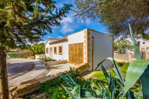 Gerade frisch renoviertes Ferienhaus in Bonaire bei Alcúdia