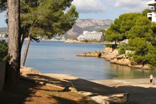 Wunderschönes Penthouse am Strand von Santa Ponsa