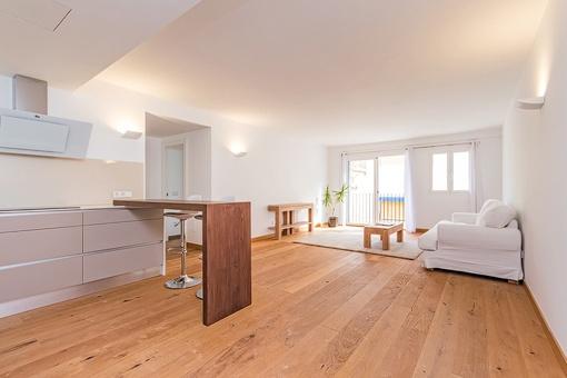 Neues Apartment mit Balkon im Zentrum von Port Andratx
