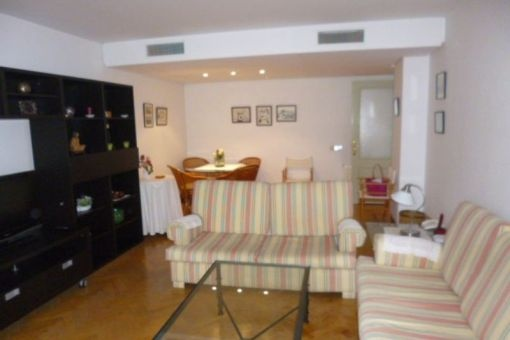 Apartment in 2. Linie am Paseo Maritimo