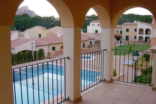 Hübsches Apartment in Sant Elm zu vermieten