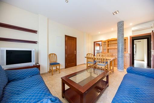 Nette Wohnung in Colonia Sant Pere