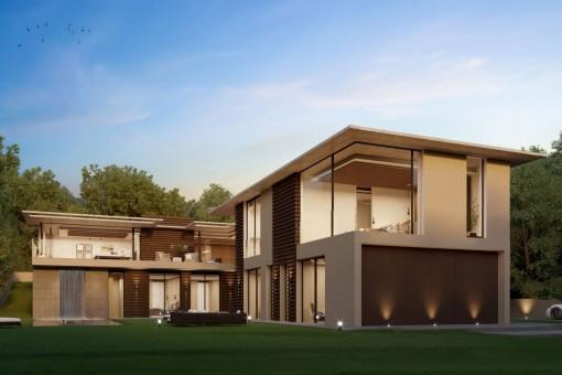 Beeindruckende Villa in Santa Ponsa