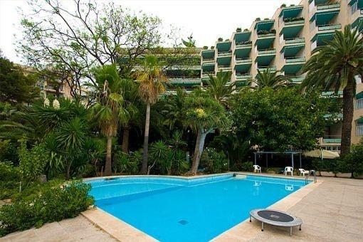 Repräsentative Wohnung in Palma