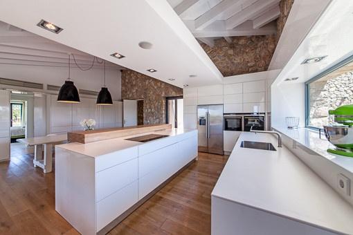 Moderne Bulthauptküche