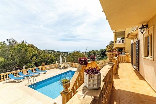 Villa in Portals Nous zum Kauf