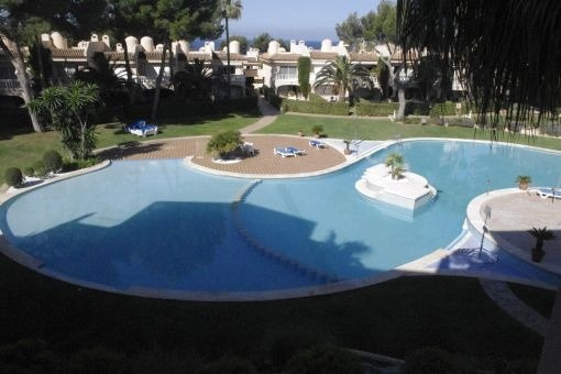 Apartment in Nova Santa Ponsa Anlage Green Park