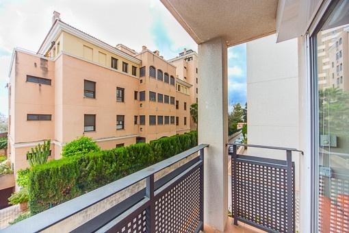 Schöne 3-Schlafzimmer-Wohnung mit Garagenparkplatz in Portixol