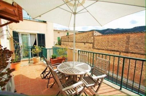 Schöne Wohnung mit Pool in Andratx