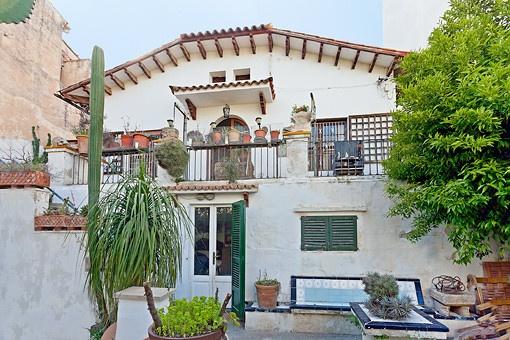 Sanierungsbedürftiges Haus in dem begehrten Stadtteil von Palma, El Terreno
