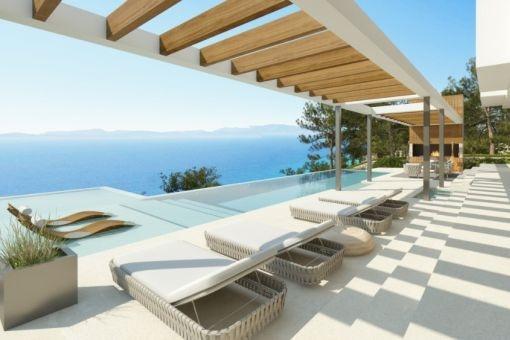 28 luxusvilla designs, die atemberaubend aussehen - 2014-12-15, Garten und erstellen