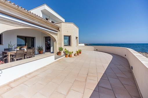 Wunderschöne Villa in Cala Gamba