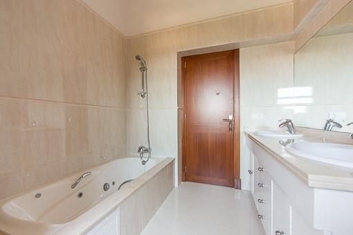 Ein weiterer Blick in das Badezimmer