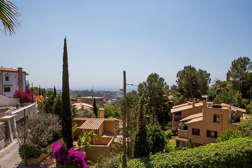 Mediterranes Dorf