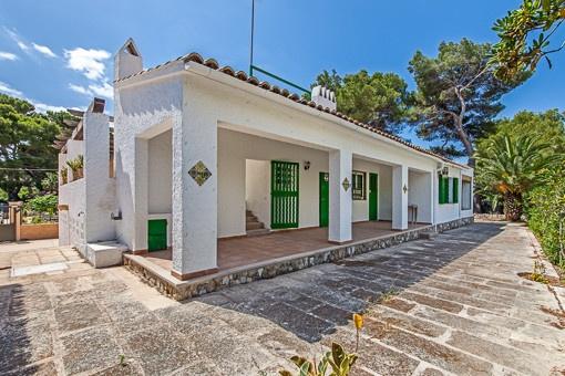 Typisch mallorquinisches Einfamilienhaus in Sometimes - Playa de Palma