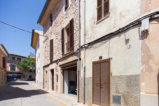 Sehr schönes Haus mit Potential in Alaró