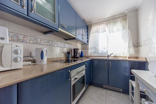 Helle Küche