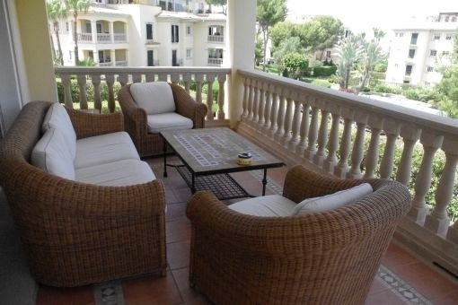 Hochwertiges Apartment in exklusiver Anlage in Nova Santa Ponsa