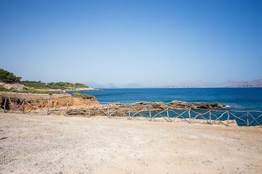 Umgebung Außergewöhnliche Lage neben dem Meer
