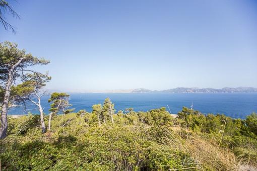Umgebung Panoramameerblick