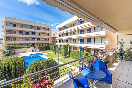 Sonnige Wohnung im Zentrum von Port Andratx