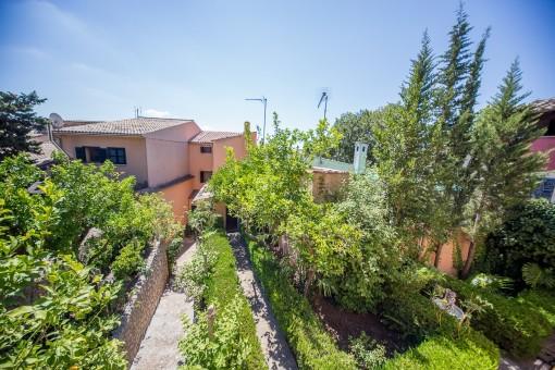 Liebevoll restauriertes Stadthaus in Alaró mit der Option zur Errichtung eines Pools