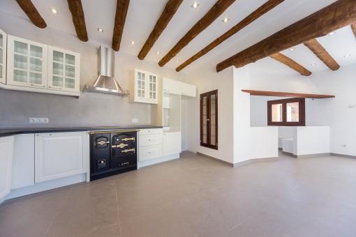 renoviertes dorfhaus aus dem 19 jahrhundert mit pool und bodega zu kaufen. Black Bedroom Furniture Sets. Home Design Ideas