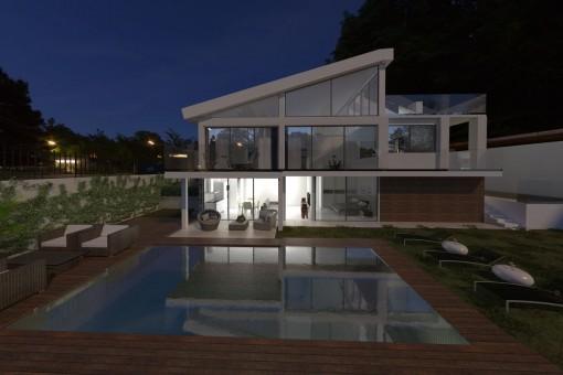 Villa in Bendinat zum Kauf