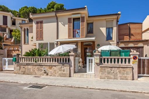 Gepflegte Doppelhaushälfte in Sometimes - Playa de Palma