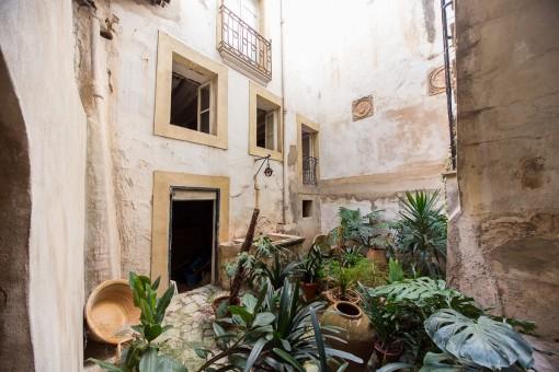 Investitionsobjekt in der Altstadt von Palma zum Renovieren
