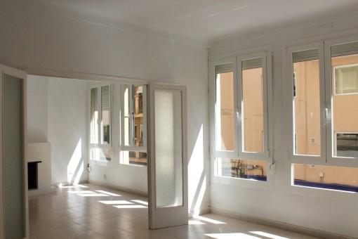 Lichtdurchflutetes Apartment in  Palma City, perfekt als Wohnung und Homeoffice geeignet