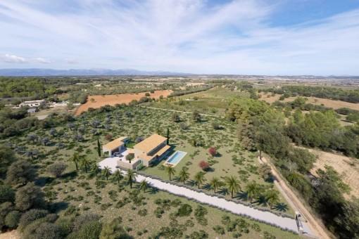 Villa in Algaida