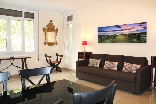 Komplett renoviertes Apartment in der begehrtesten Lage in Palma Altstadt