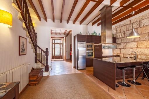 Stilvoll renoviertes mallorquinisches Haus
