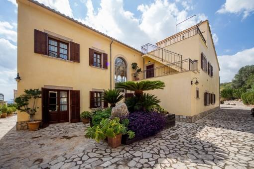 Spanisches Haus