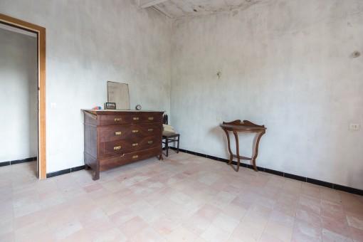 Spanisches Schlafzimmer