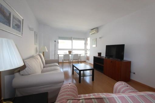 Familienfreundliches Apartment in Palma City – in der perfekten Lage für den günstigen Preis