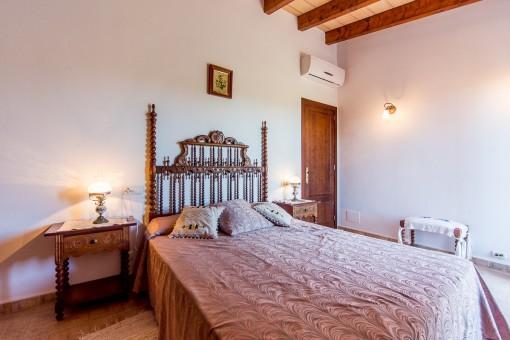 Mallorquinisches Einzelschlafzimmer
