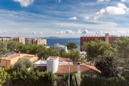 Tolles, modernes Haus in C'as Català
