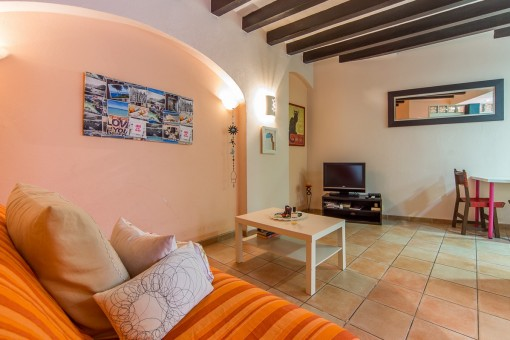 Wunderschönes Studio im Erdgeschoss, ideal für Liebhaber der Altstadt von Palma