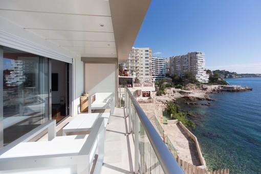 Wohnung in Cala Mayor zum Kauf