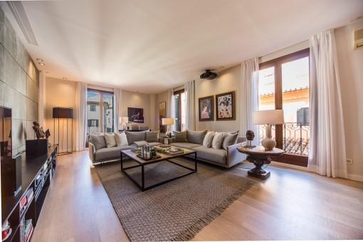 Fabelhafte, helle und moderne Wohnung im Zentrum der Altstadt