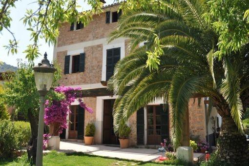 Prächtiges, traditionelles, mallorquinisches Haus in Sóller